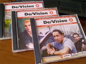 De/Vision Discography 1989-2018