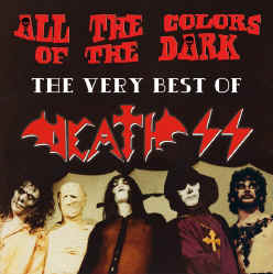 Death SS - All The Colors Of The Dark (The Very Best Of) (2CD) (2011)
