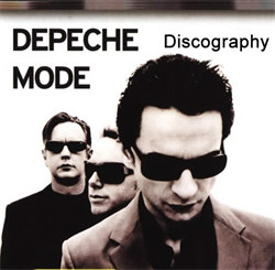 Depeche Mode Discography 1981-2012.