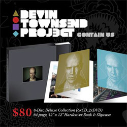 Devin Townsend Project - Contain Us (Limited Edition 6CD Boxset) (2011)