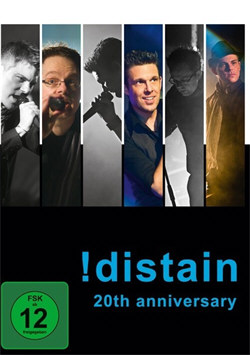 !Distain - 20th Anniversary (2012)