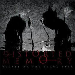 Distorted Memory - Temple Of The Black Star (EP) (2012)
