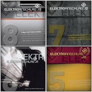VA - Elektroanschlag Vol. 1-8 (2005-2012)
