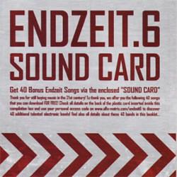 VA - Endzeit Bunkertracks [Act VI] Bonus Download Sound Card (2012)