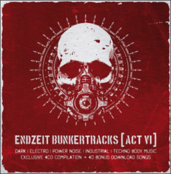 VA - Endzeit Bunkertracks (Act VI) (4CD) (2012)