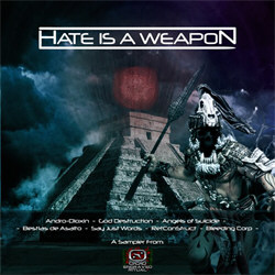 VA - Hate Is A Weapon (2012)