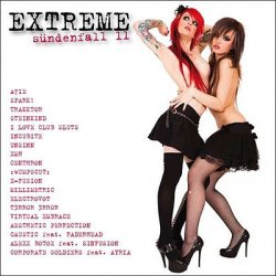 VA - Extreme Sündenfall 11 (2CD) (2011)