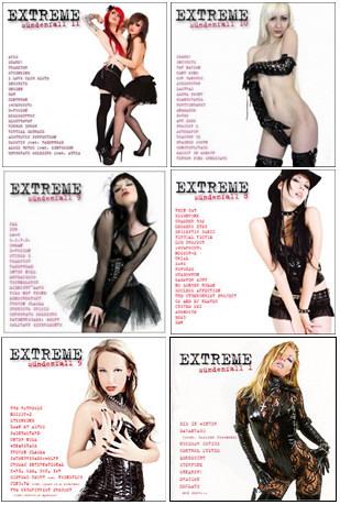 VA - Extreme Sundenfall 1-11 (2004-2011)