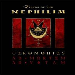 Fields Of The Nephilim - Ceromonies (Ad Mortem Ad Vitam) (2CD + Bonus DVD) (2012)
