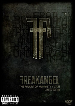Freakangel - The Faults Of Humanity: Live (Limited Edition DVD) (2012)