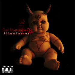 God Destruction - Illuminatus (2012)