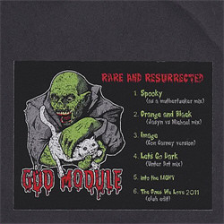 God Module - Rare And Resurrected (Limited Edition) (2011)
