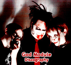 God Module discography 2000-2017
