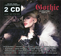 VA - Gothic Compilation 52 (LII) (2CD) (2011)