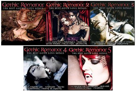 VA - Gothic Romance 1-5 (2009-2012)