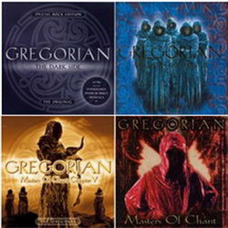 Gregorian - Collection (13CD) (1991-2009)