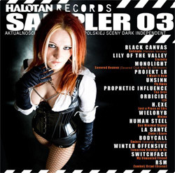 VA - Halotan Records: Sampler 03 (2012)