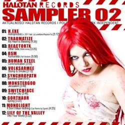 VA - Halotan Sampler 02 (2011)