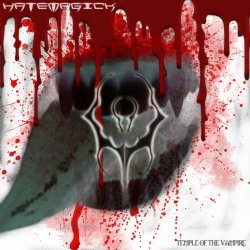 Hatemagick - Temple Of The Vampire (2011)