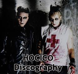 Hocico Discography 1994-2019