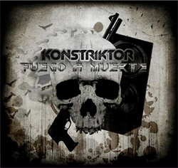 Konstriktor - Fuego a Muerte (EP) (2012)