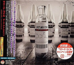 Lacuna Coil - Dark Adrenaline (Japanese 2CD Edition) (2012)