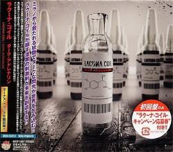 Lacuna Coil - Dark Adrenaline (Japanese 2CD Edition) (2012)