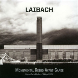 Laibach - Monumental Retro-Avant-Garde (2CD) (2012)