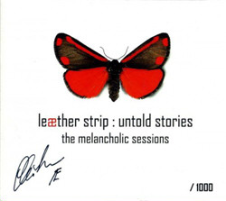 Leaether Strip - Untold Stories: The Melancholic Sessions (2CD) (2011)
