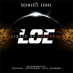 Lights Of Euphoria - Schwarze Sonne (MCD) (2012)