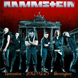 Rammstein - Live Birmingham (2012)