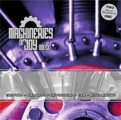VA - Machineries Of Joy Volume 5 (2CD) (2012)