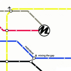 Metroland - Mixing The Gap (Limited Edition EP) (2012)