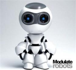 Modulate - Robots (EP) (2012)