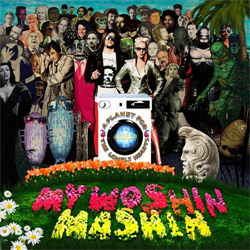 My Woshin Mashin - Mawama (A Planet For The Lonely Hearts) (2012)