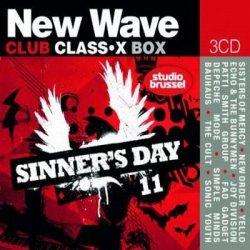 VA - New Wave Club Class-X Box (Sinner's Day 2011) (3CD) (2011)