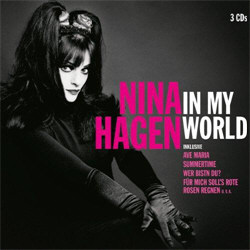 Nina Hagen - In My World (3CD) (2012)