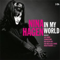 Nina Hagen - In My World (3CD) (2012)
