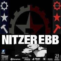 Nitzer Ebb Discography 1983-2018