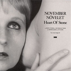 November Növelet - Heart Of Stone (Limited Edition EP) (2012)