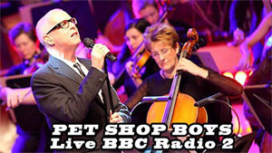 Pet Shop Boys - Live Concert on BBC Radio 2 with Philharmonic Orchestra (06.12.2012)