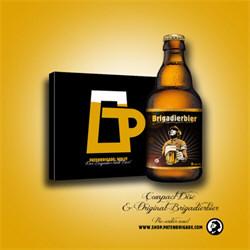 Patenbrigade: Wolff - Der Brigadier Trinkt Bier (Limited Edition EP) (2012)