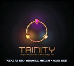 Purple Fog Side / Mechanical Apfelsine / Haloed Ghost - Trinity (Limited Edition) (2010)