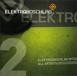 VA - Elektroanschlag Vol.2 (Limited Edition) (2006)