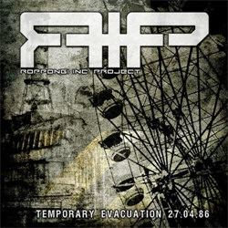 R.I.P. (Roppongi Inc. Project) - Temporary Evacuation 27.04.86 (2011)