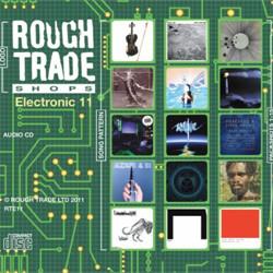 VA - Rough Trade Shops Electronic 11 (2011)