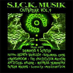 VA - S.I.C.K. Musik: Outbreak Vol.4 (2012)