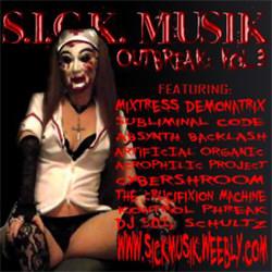 VA - S.I.C.K. Musik Outbreak Vol.3 (2012)