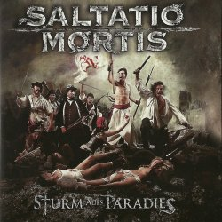 Saltatio Mortis - Sturm Aufs Paradies (2CD Limited Edition) (2011)