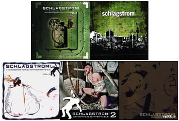 VA - Schlagstrom! Krrrbrrrtztzkrrrbrrrtztz! Vol. 1-5 (2006-2010)